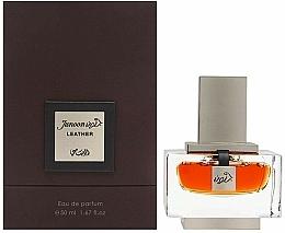 Parfémy, Parfumerie, kosmetika Rasasi Junoon Leather Pour Homme - Parfémovaná voda