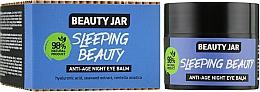 Parfémy, Parfumerie, kosmetika Noční anti-age balzám na oční okolí Sleeping Beauty - Beauty Jar Anti-Age Night Eye Balm