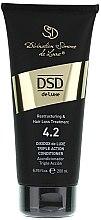 Parfémy, Parfumerie, kosmetika Kondicionér s trojitým účinkem proti vypadávání vlasů N 4.2 - Simone Dixidox DeLuxe Triple Action Conditioner