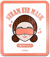 Parfémy, Parfumerie, kosmetika Relaxační maska pro unavené oči - A'pieu Steam Eye Mask