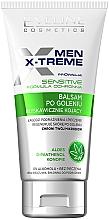 Parfémy, Parfumerie, kosmetika Zklidňující balzám po holení pro citlivou pokožku - Eveline Cosmetics Men X-Treme After Shave Balm
