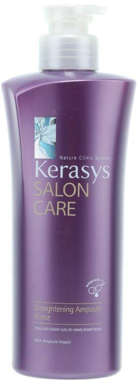 Kondicionér na vlasy Narovnávání - KeraSys Hair Clinic Salon Care