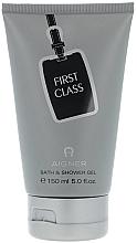 Parfémy, Parfumerie, kosmetika Aigner First Class - Sprchový gel