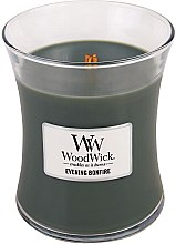 Parfémy, Parfumerie, kosmetika Vonná svíčka ve skle - WoodWick Hourglass Candle Evening Bonfire