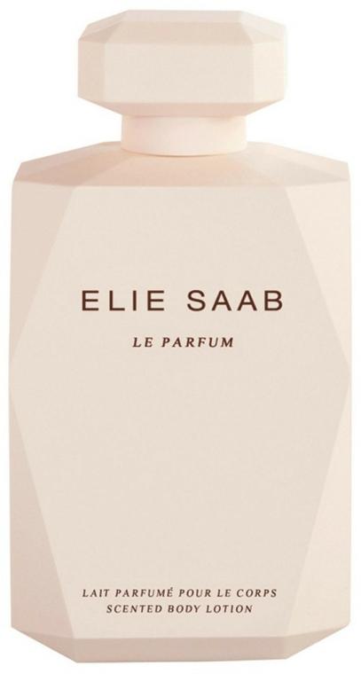 Elie Saab Le Parfum - Tělové mléko — foto N1