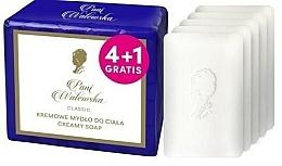 Parfémy, Parfumerie, kosmetika Krémové mýdlo - Pani Walewska Classic Creamy Soap
