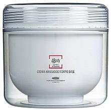 Parfémy, Parfumerie, kosmetika Krém pro masáž těla - Fontana Contarini 4Body Base Massage Cream