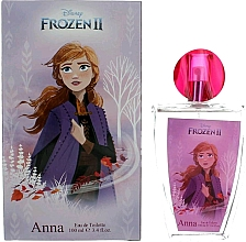 Parfémy, Parfumerie, kosmetika Disney Frozen II Anna - Toaletní voda
