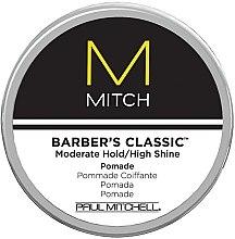 Parfémy, Parfumerie, kosmetika Pomáda pro lesk vlasů s lehkou fixací - Paul Mitchell Mitch Barber's Classic