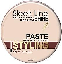 Parfémy, Parfumerie, kosmetika Krém na vlasy - Stapiz Sleek Line Styling Paste