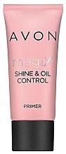 Parfémy, Parfumerie, kosmetika Matující báze pod make-up - Avon Magix Shine & Oil Control Primer