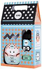 Parfémy, Parfumerie, kosmetika Dárková sada pro děti - Yope Kids Gift Set (h/soap/400ml + sh/gel/400ml)