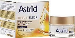 Parfémy, Parfumerie, kosmetika Hydratační noční krém proti vráskám - Astrid Moisturizing Anti-Wrinkle Day Night Cream