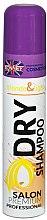 Parfémy, Parfumerie, kosmetika Suchý šampon pro světlé vlasy - Ronney Dry Shampoo Blonde & Light