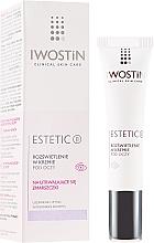 Parfémy, Parfumerie, kosmetika Zesvětlující krém na pleť kolem očí - Iwostin Estetic 2 Brightening Eye Cream