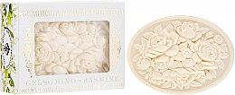 Parfémy, Parfumerie, kosmetika Přírodní mýdlo Jasmín - Saponificio Artigianale Fiorentino Botticelli Jasmine Soap