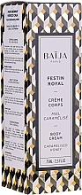 Parfémy, Parfumerie, kosmetika Tělový krém - Baija Festin Royal Body Cream