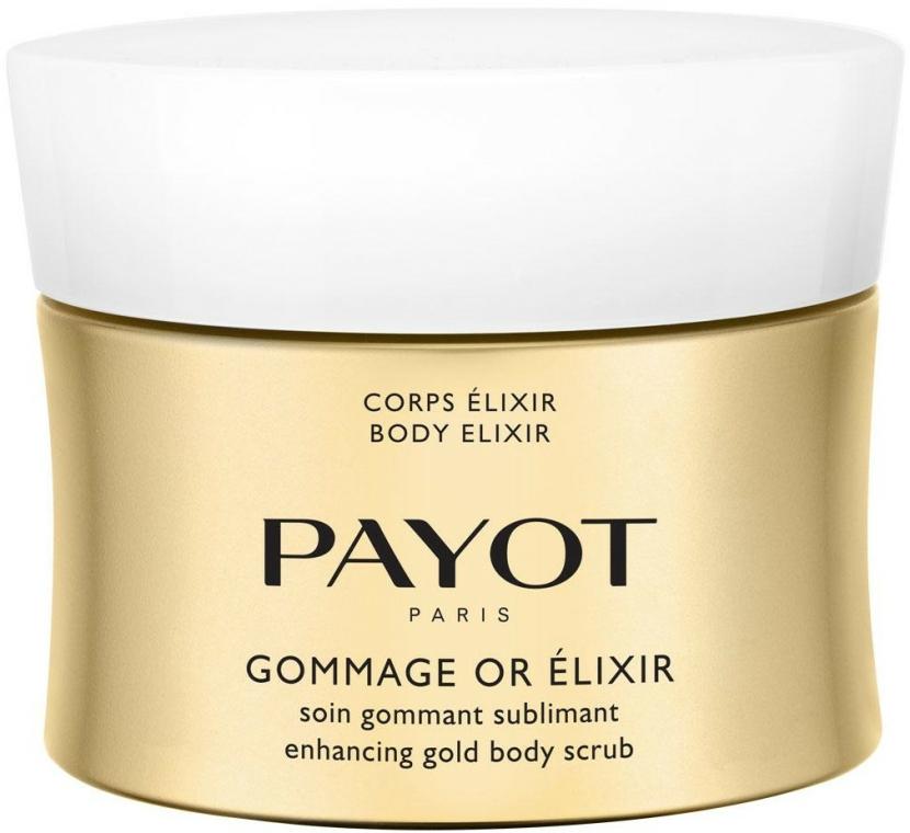 Osvěžující tělový peeling - Payot Corps Elixir Gommage Or Elixir — foto N1