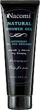 Parfémy, Parfumerie, kosmetika Sprchový gel - Nacomi Only For Men Natural Shower Gel