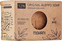 Parfémy, Parfumerie, kosmetika Olivové vavřínové mýdlo, 12% - Mohani