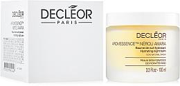 Parfémy, Parfumerie, kosmetika Noční hydratační pleťový balzám - Decleor Aroma Night Neroli