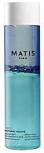 Parfémy, Parfumerie, kosmetika Odličovací přípravek - Matis Reponse Regard Biphase-Eyes Make-Up Remover