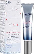 Parfémy, Parfumerie, kosmetika Hydratační krém pro pleť kolem oči - Lumene Arctic Hydra Care [Arktis] Moisture & Relief Rich Eye Cream