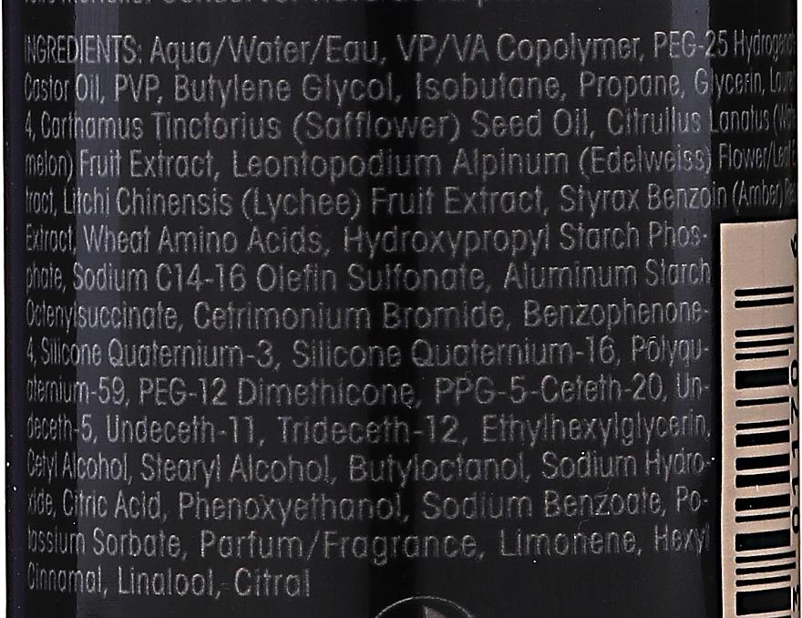 Texturovací mousse pro přirozený rozcuchaný vzhled - Oribe Brilliance&Shine Surfcomber Tousled Texture Mousse — foto N4