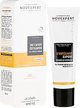 Parfémy, Parfumerie, kosmetika Maska-peeling na obličej - Novexpert Vitamin C The Expert Exfoliator Mask & Scrub