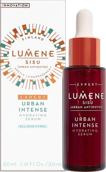 Intenzivně hydratační sérum - Lumene Sisu Urban Intense Hydrating Serum — foto N2
