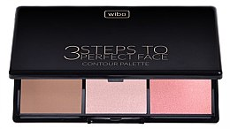 Parfémy, Parfumerie, kosmetika Sada na konturování obličeje - Wibo 3 Steps to Perfect