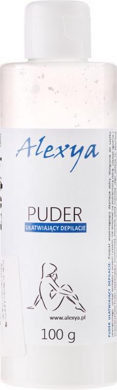 Depilační pudr - Alexya Depilation Powder