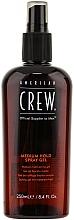 Parfémy, Parfumerie, kosmetika Sprej-gel střední fixace - American Crew Classic Spray Gel