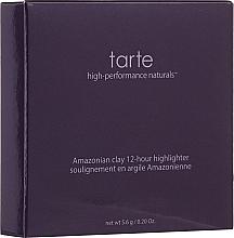Parfémy, Parfumerie, kosmetika Rozjasňovač - Tarte Cosmetics Amazonian Clay 12-hour Highlighter