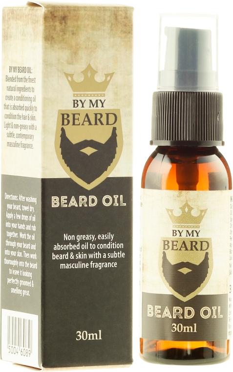 Olej na bradu - By My Beard Beard Care Oil