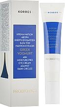 Parfémy, Parfumerie, kosmetika Hydratační krém pro pleť kolem oči - Korres Greek Yogurt Eye Cream