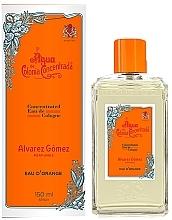 Parfémy, Parfumerie, kosmetika Alvarez Gomez Agua de Colonia Concentrada Eau D?Orange - Kolínská voda