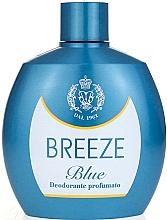 Parfémy, Parfumerie, kosmetika Breeze Squeeze Deodorant Blue - Tělový deodorant