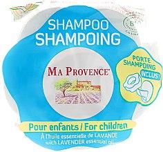 Parfémy, Parfumerie, kosmetika Dětský tuhý šampon - Ma Provence Shampoo