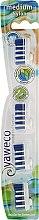 Parfémy, Parfumerie, kosmetika Náhradní hlavice k zubnímu kartáčku, střední tvrdost - Yaweco Toothbrush Heads Nylon Medium