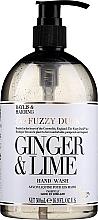 Parfémy, Parfumerie, kosmetika Tekuté mýdlo na ruce - Baylis & Harding Fuzzy Duck Hand Wash, Ginger & Lime