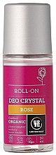 Parfémy, Parfumerie, kosmetika Válečkový deodorant ''Růže'' - Urtekram Rose Crystal Deo Roll-On