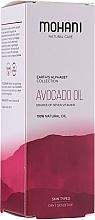 """Parfémy, Parfumerie, kosmetika Přírodní olej """"Avokádo"""" - Mohani Avocado Oil"""