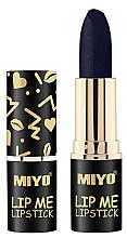 Parfémy, Parfumerie, kosmetika Hydratační rtěnka - Miyo Lip Me Lipstick Belladonna