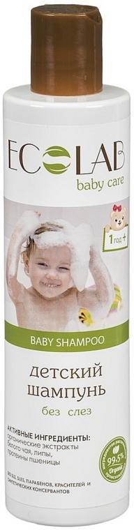 """Dětský šampon """"Bez slz"""" - ECO Laboratorie Baby Shampoo"""