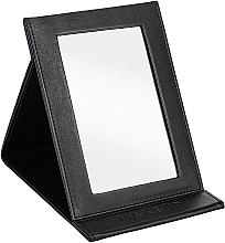 Parfémy, Parfumerie, kosmetika Stolní kosmetické zrcadlo, černé - MakeUp Tabletop Cosmetic Mirror Black