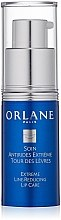 Parfémy, Parfumerie, kosmetika Vyhlazující krém na vrásky kolem rtů - Orlane Extreme Line-Reducing Lip Care
