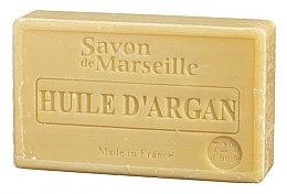 Parfémy, Parfumerie, kosmetika Mýdlo - Le Chatelard 1802 Savon de Marseille Huile Argan Soap
