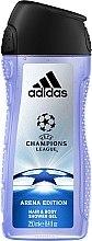Parfémy, Parfumerie, kosmetika Adidas UEFA Champions League Arena Edition - Sprchový gel