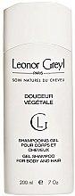 Parfémy, Parfumerie, kosmetika Krémový šampon na vlasy a tělo - Leonor Greyl Douceur Vegetale